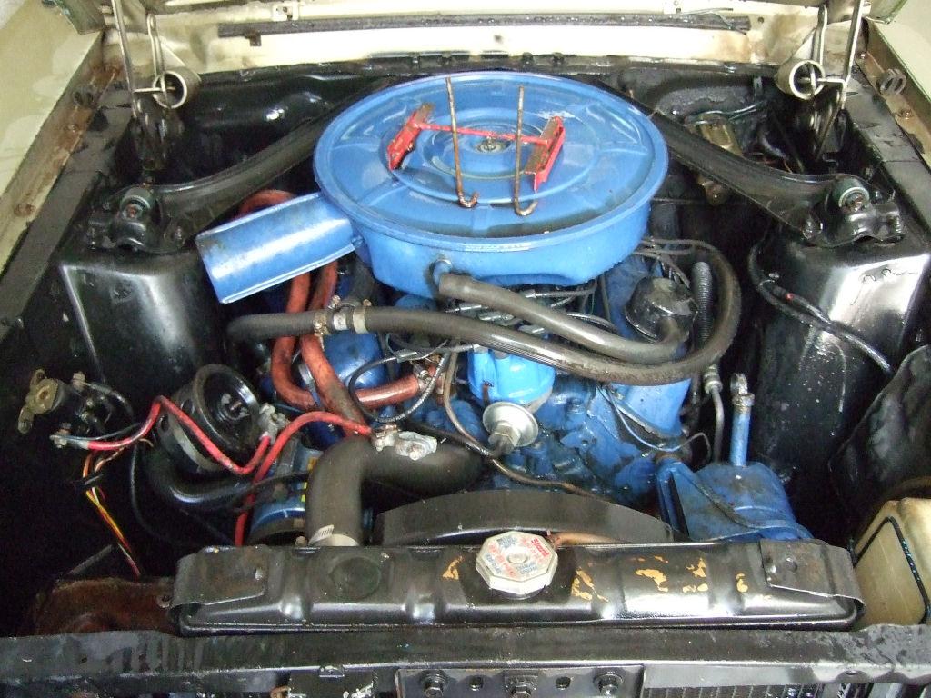 1967 Ford Mustang 289 V8 1