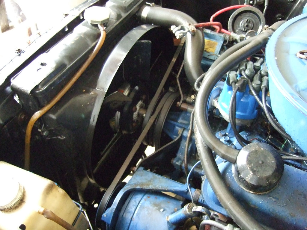1967 Ford Mustang 289 V8 2