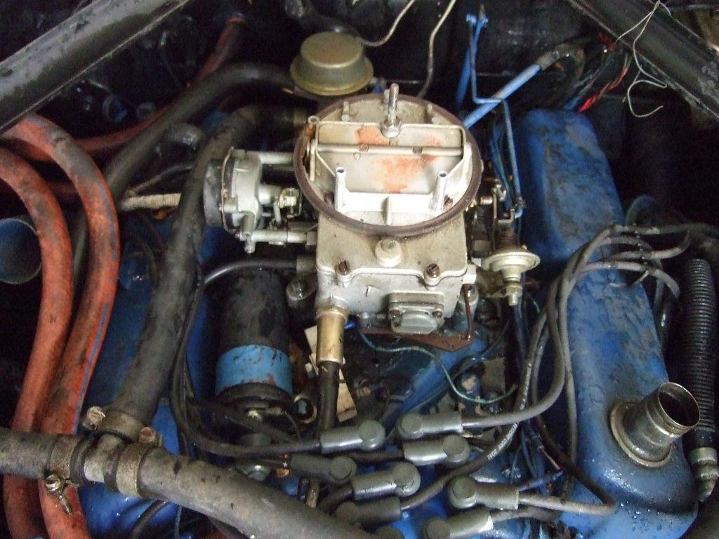 1967 Ford Mustang 289 V8 3