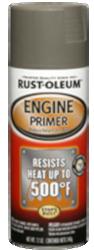 Rust-Oleum 249410 Automotive Engine Primer Spray Paint