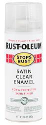 Rust-Oleum Protective Enamel Satin Clear